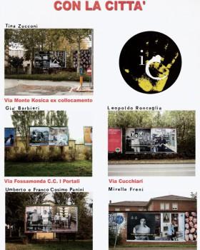 Immagini a contatto con la città
