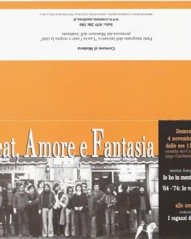 Beat, Amore e Fantasia