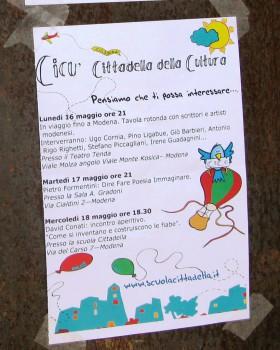 Cicù, Cittadella della Cultura
