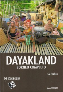 DAYAKLAND – BORNEO COMPLETO
