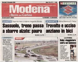 126)Carlino. merc. 10.11.04