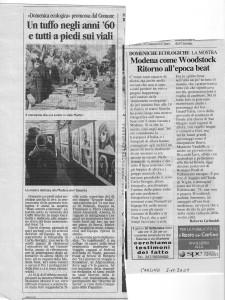 31)GAZZETTA e CARLINO. 5.11.2001