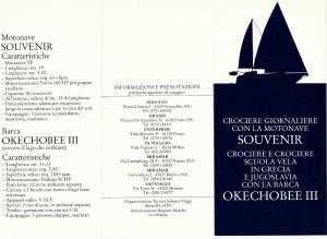 62)OKECHOBEE III. Armenia-Molinari 1981