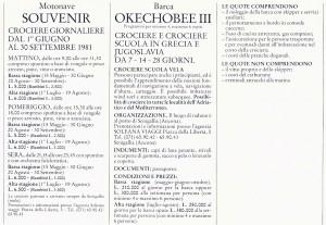 63)OKECHOBEE III.1981