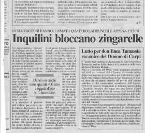 73)Carlino articoloGiò - lun.6.1.03
