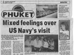 7)Bangkok Post. 24-30 Aprile 1987