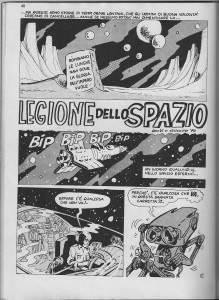 9)Legione dello Spazio Bonvi e Guccini