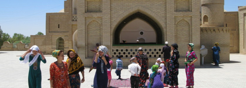 TURKMENISTAN – La terra della grandeur