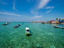 L'arcipelago di Derawan e Sangalaki