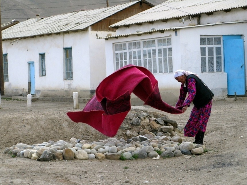 TAGIKISTAN / KIRGHIZISTAN – La Pamir Highway