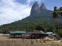 PULAU TIOMAN – L'isola dalle corna del drago