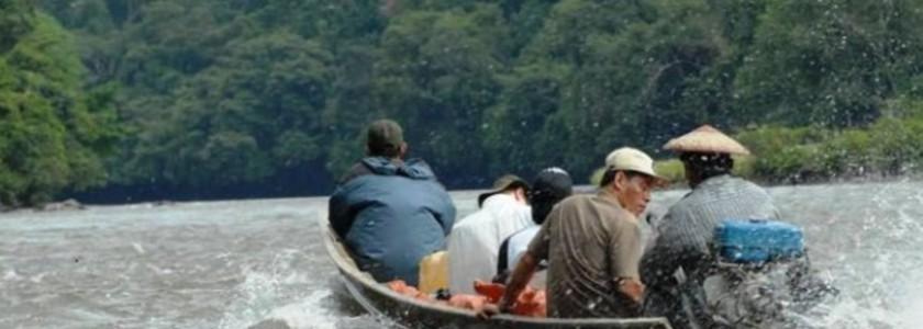 L'Alto-Mahakam River – Il grande fiume del Kalimantan – 2P