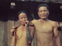 Nella foresta del Sarawak