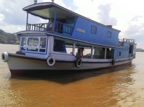 Mahakam River – Il grande fiume del Kalimantan – 1P