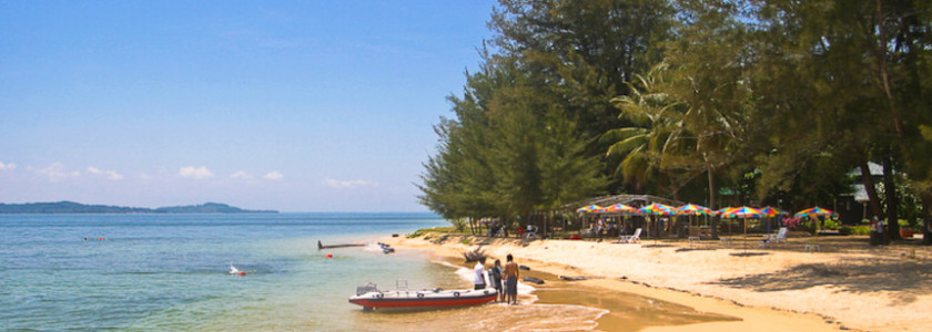 LABUAN – Paradiso fiscale e relitti sommersi nell'isola di Sandokan
