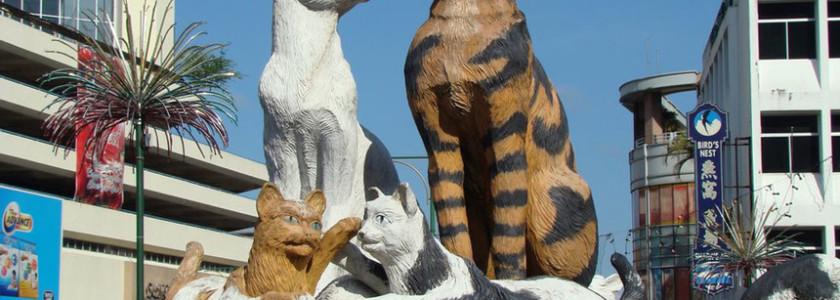 KUCHING – Capitale dei Rajah Bianchi e Regno dei gatti – 2P