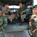 10) Beloi, military to guarantee a place with zero dangers