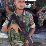 12) Timorense Army