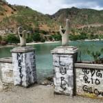 128a) east side of Areia Branca bay -