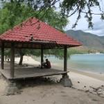 132) Areia Branca beach on week days