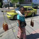 173a) seller of palm wine called Tuaka or Tua Mutin, brandy distilled from palm wine is called Tua Sabu