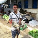 197) Taibesi Market, in the eastern suburbs of Dili