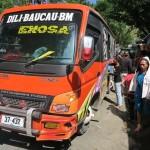 2) bus to Baucau