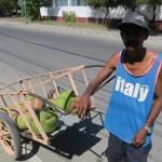 46a) Durian seller at Rua de Formosa