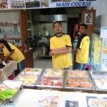 60) Timor Plaza, self service