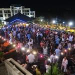 62) Timor Plaza, Sky Bar, portuguese party