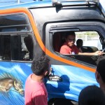 63) Baucau Baru (New Baucau) bus station