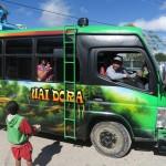 64a) Baucau Baru (New Baucau) bus station