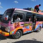 70) Baucau Baru (New Baucau) bus station