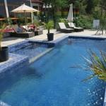 79) Beloi Beach Hotel, panoramic view of Beloi area