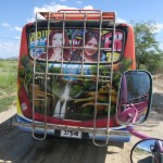 86) bus to Dili