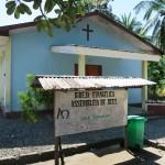 88) Evangelical church in Beloi