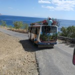 93) bus to Dili