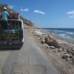 95) bus to Dili