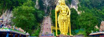 Thaipusam Festival e l'universo induista – Le grotte tempio delle Batu Caves – 2P