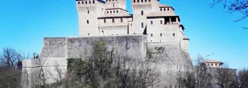 ITALIA – Il Castello di Torrechiara
