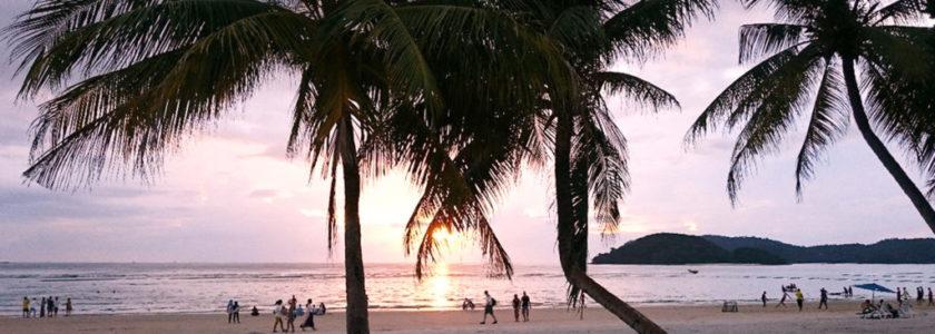 Pantai Cenang – Langkawi, l'arcipelago delle aquile