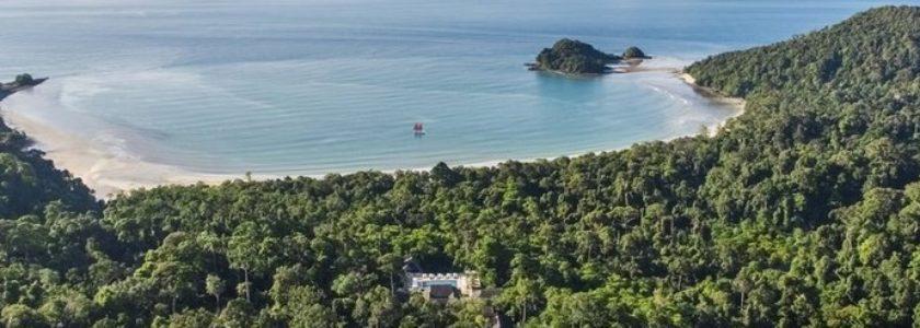 La costa settentrionale di Langkawi – Langkawi, l'arcipelago delle aquile