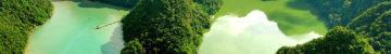 Tuba, Dayang Bunting, Bumbo e il Pulau Payar Marine Park – Langkawi, l'arcipelago delle aquile