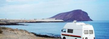 Tenerife in camper – I tropici sotto casa