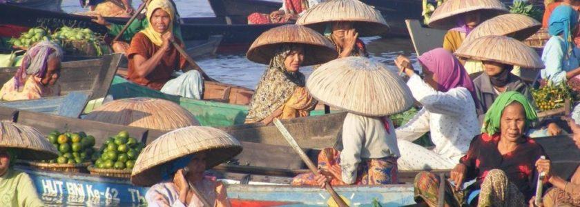 Banjarmasin – La Venezia d'Oriente