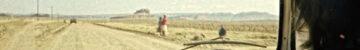 Dallo Swaziland e Sudafrica al Lesotho