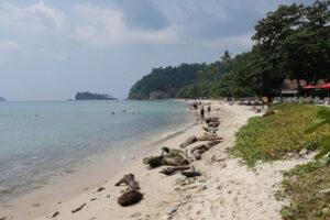 Koh Chang, l'isola degli elefanti – La costa orientale del golfo del Siam