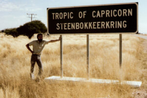 Dal Sudafrica alla Namibia